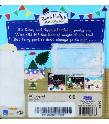 Birthday Magic (Ben & Holly's Little Kingdom) Back Cover