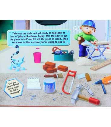 Bob's Toolbox! Inside Page 2