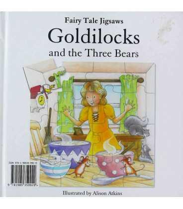 Goldilocks (Fairytale Jigsaw Books)