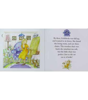 Goldilocks (Fairytale Jigsaw Books) Inside Page 2