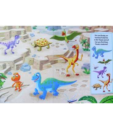 First Look and Find (Dinosaur Train) Inside Page 1