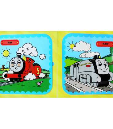 Opposites (Thomas & Friends) Inside Page 1