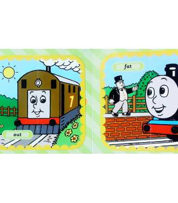Opposites (Thomas & Friends) Inside Page 2