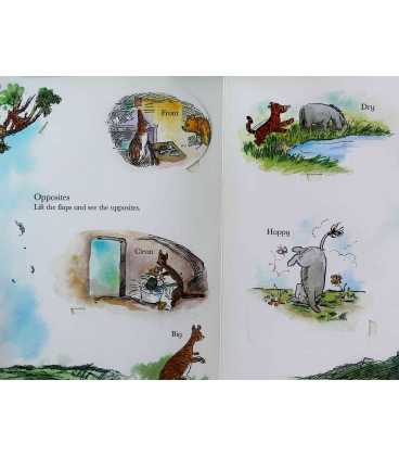 Winnie-the-Pooh's Giant Lift-the-flap Book Inside Page 1
