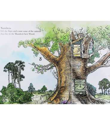 Winnie-the-Pooh's Giant Lift-the-flap Book Inside Page 2