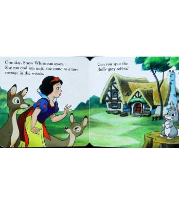 Sweet Snow White Inside Page 2