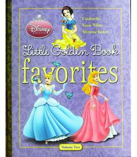 Disney Princess Little Golden Book Favorites Volume 2