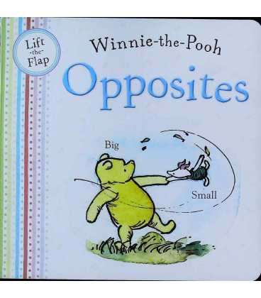 Winnie the Pooh Opposites: Lift the Flap book