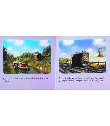 James and Toby (Thomas & Friends) Inside Page 1