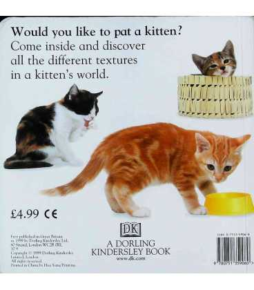 Kitten Back Cover