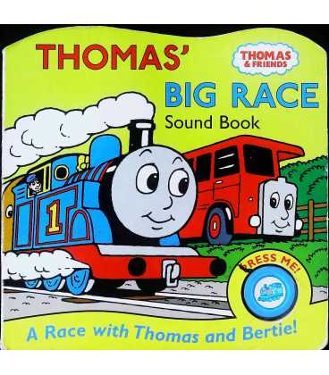 Thomas' Big Race: Sound Book (Thomas the Tank Engine)