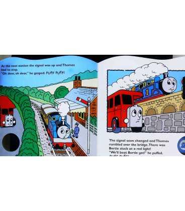 Thomas' Big Race: Sound Book (Thomas the Tank Engine) Inside Page 2