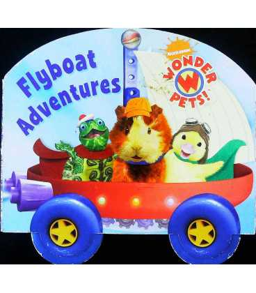 Wonder Pets: Flyboat Adventures