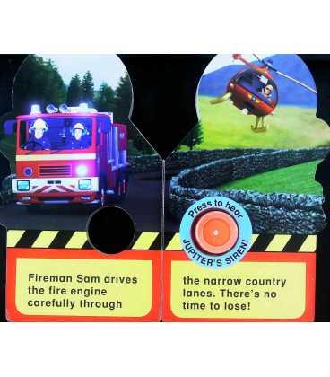 Fireman Sam on Call Inside Page 1
