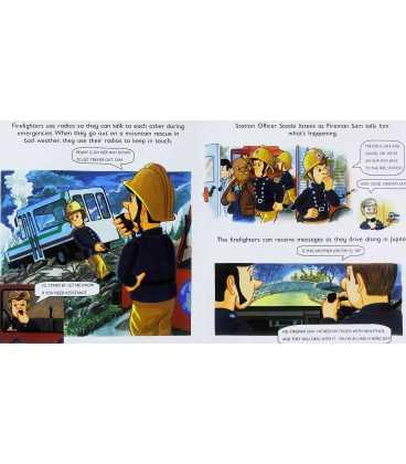 Send for Fireman Sam! Inside Page 1