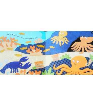 Secret Seahorse Inside Page 1