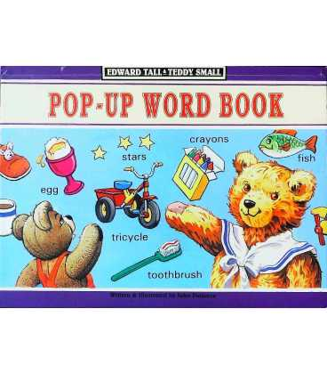 Pop-Up Word Book