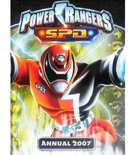 Power Rangers Annual 2007