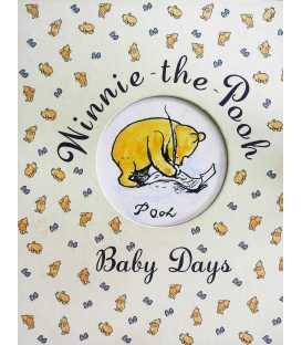 Winnie the Pooh Baby Book