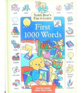 First 1000 Words (Teddy Bear's fun to learn)