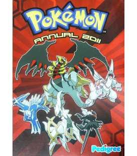 Pokemon Annual 2011