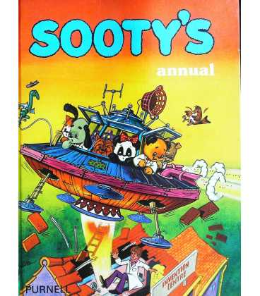 Scooty's Annual