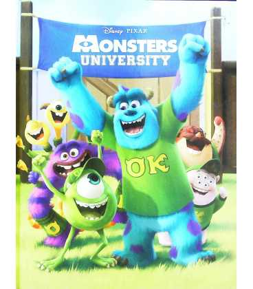 Monsters University Read-along Story
