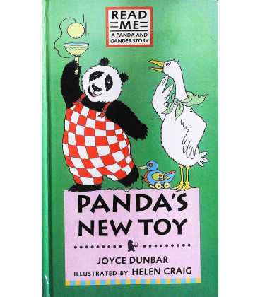 Panda's New Toy