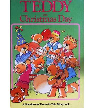 Teddy on Christmas Day