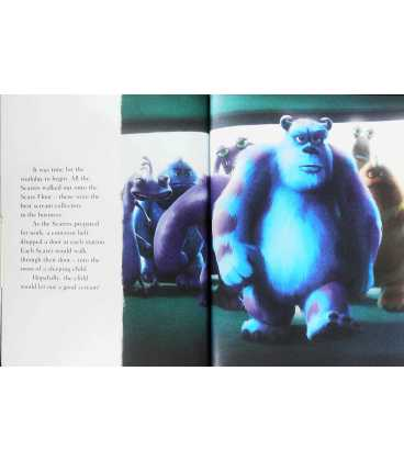 Monsters Inc Inside Page 1
