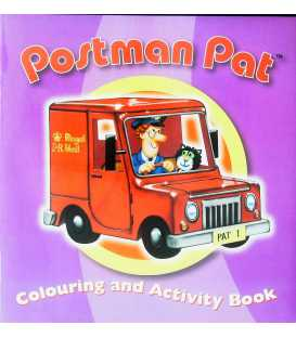 Postman Pat Colouring and Activity Book
