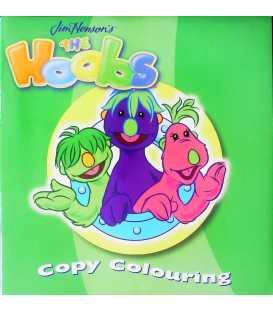 The Hoobs Copy Colouring