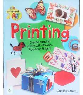 Printing (Let's Start! Art)