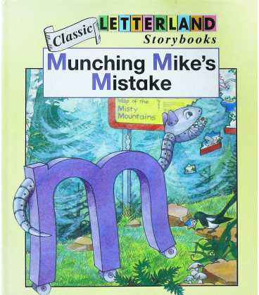 Munching Mike's Mistake