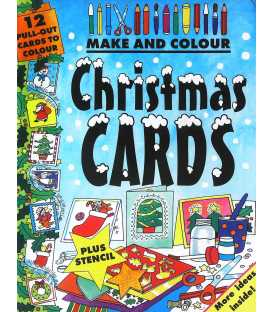 Make and Colour Christmas Cards