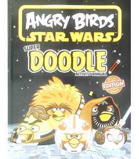 Super Doodle Activity Annual