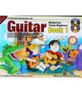 Guitar Method for Young Beginners (Book 1)
