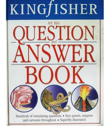 My Big Question and Answer Book