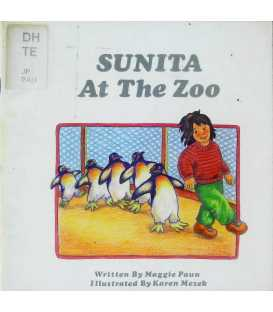 Sunita at the Zoo