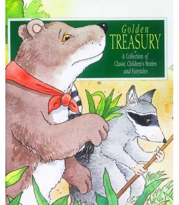 Golden Treasury : A Collection of Classic Children's Stories and Fairytales