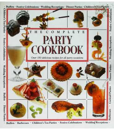 The Complete Party Cookbook