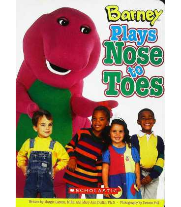 Barney Plays Nose To Toes