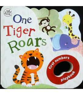 One Tiger Roars (Little Learners Grip Book)