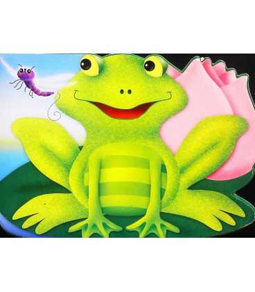 My Chunky Friend Storybook (Frog)