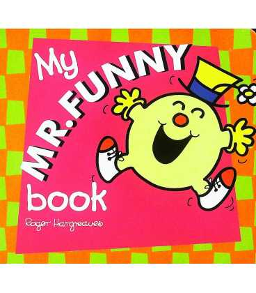 Mr Funny Board Book