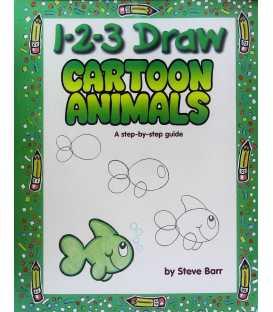 1-2-3 Draw Cartoon Animals
