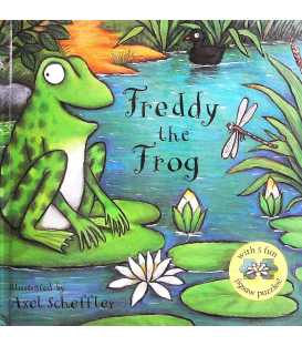 Freddy the Frog Jigsaw Book