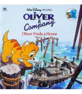 Oliver and Company: Oliver Finds a Home