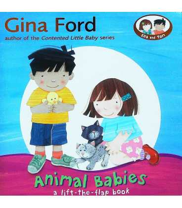 Animal Babies: A Lift-the-Flap Book