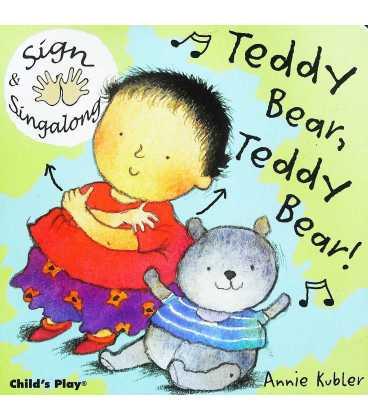 Teddy Bear, Teddy Bear! (Sign & Sing-along)